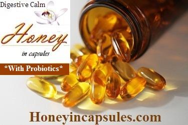 Honey In Capsules